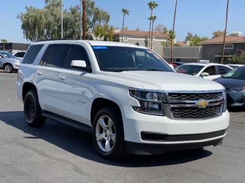 2015 Chevrolet Tahoe for sale at Brown & Brown Wholesale in Mesa AZ