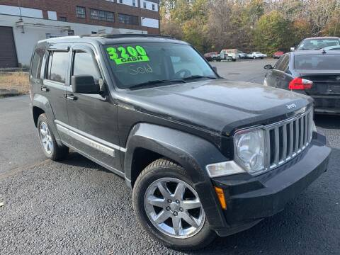 2008 Jeep Liberty for sale at Trocci's Auto Sales in West Pittsburg PA