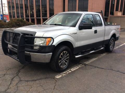 2012 Ford F-150 for sale at AROUND THE WORLD AUTO SALES in Denver CO