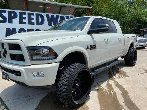 2017 RAM Ram Pickup 2500 for sale at Speedway Motors TX in Fort Worth TX