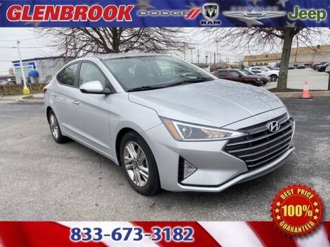 2019 Hyundai Elantra for sale at Glenbrook Dodge Chrysler Jeep Ram and Fiat in Fort Wayne IN