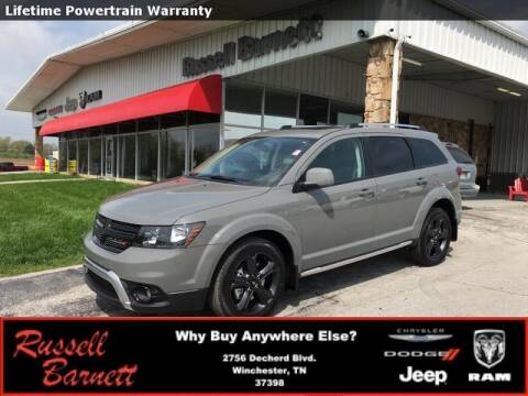 2020 Dodge Journey for sale at Russell Barnett Chrysler Dodge Jeep Ram in Winchester TN