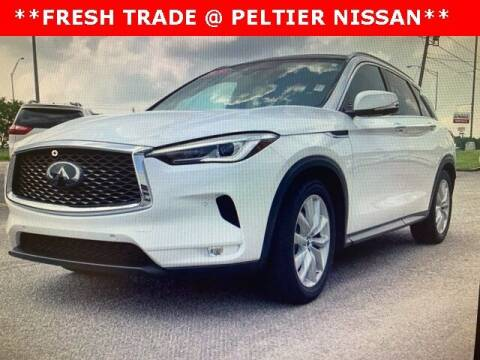 2019 Infiniti QX50 for sale at TEX TYLER Autos Cars Trucks SUV Sales in Tyler TX