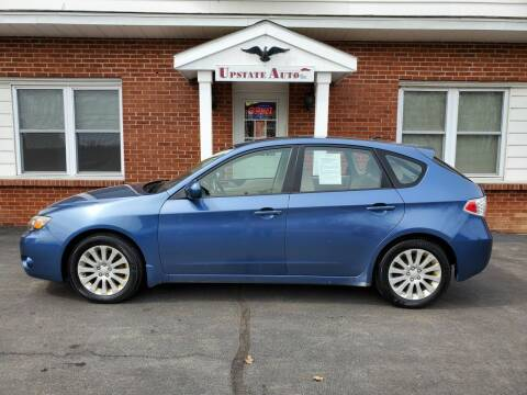 2010 Subaru Impreza for sale at UPSTATE AUTO INC in Germantown NY