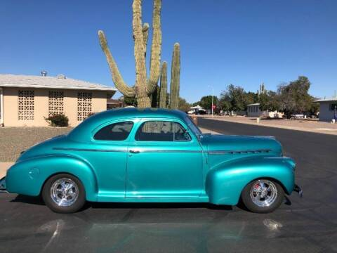 1941 Chevrolet Master Deluxe for sale at Classic Car Deals in Cadillac MI