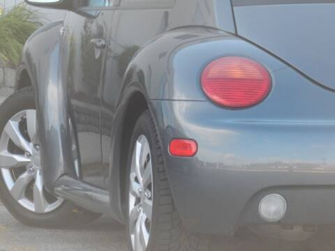2002 Volkswagen New Beetle for sale at Moto Zone Inc in Melrose Park IL