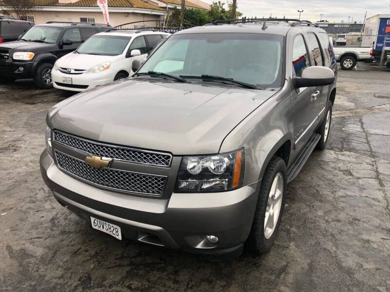 2007 Chevrolet Tahoe for sale at 101 Auto Sales in Sacramento CA