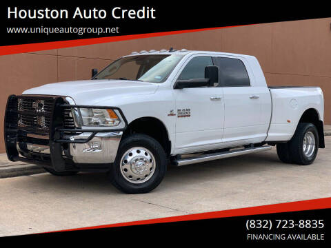 2016 RAM Ram Pickup 3500 for sale at Houston Auto Credit in Houston TX