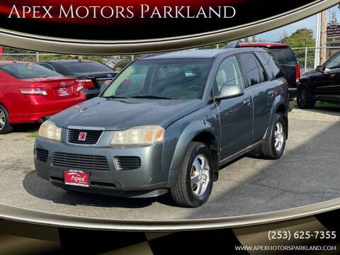 2007 Saturn Vue for sale at Apex Motors Parkland in Tacoma WA