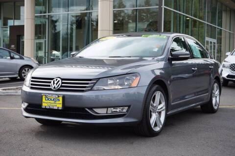 2015 Volkswagen Passat for sale at Jeremy Sells Hyundai in Edmonds WA