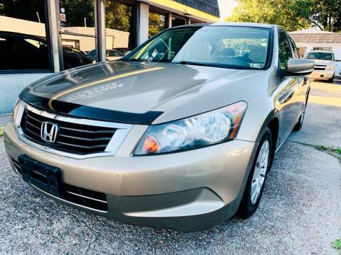 2010 Honda Accord for sale at Auto Space LLC in Norfolk VA