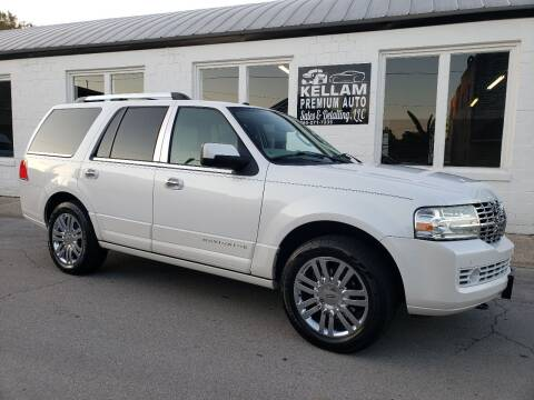 2010 Lincoln Navigator for sale at Kellam Premium Auto Sales & Detailing LLC in Loudon TN