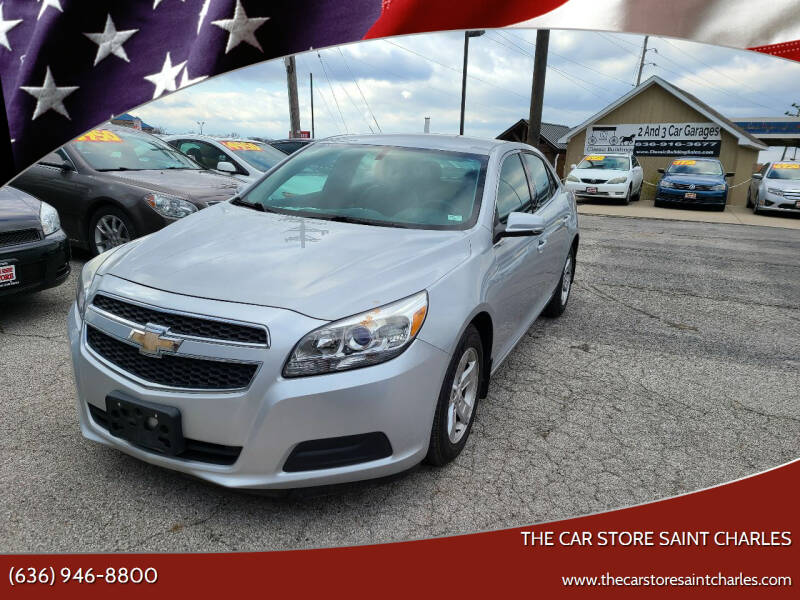 2013 Chevrolet Malibu for sale at The Car Store Saint Charles in Saint Charles MO