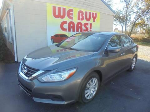 2016 Nissan Altima for sale at Right Price Auto Sales in Murfreesboro TN