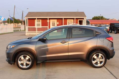 2016 Honda HR-V for sale at AMT AUTO SALES LLC in Houston TX