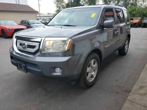2011 Honda Pilot for sale at MIDWEST CAR SEARCH in Fridley MN