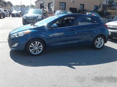 2014 Hyundai Elantra GT for sale at Nelsons Auto Specialists in New Bedford MA