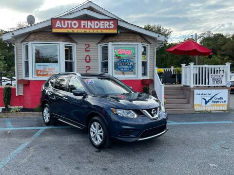 2015 Nissan Rogue for sale at Auto Finders Unlimited LLC in Vineland NJ