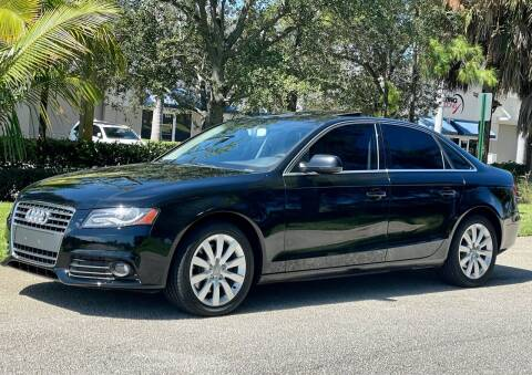 2012 Audi A4 for sale at VE Auto Gallery LLC in Lake Park FL