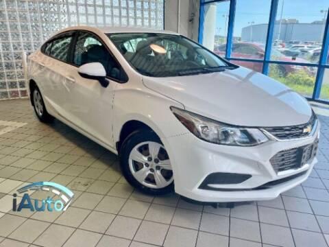 2016 Chevrolet Cruze for sale at iAuto in Cincinnati OH