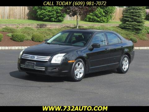 2006 Ford Fusion for sale at Absolute Auto Solutions in Hamilton NJ
