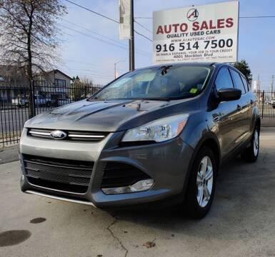 2014 Ford Escape for sale at A1 Auto Sales in Sacramento CA