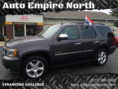 2011 Chevrolet Tahoe for sale at Auto Empire North in Cincinnati OH