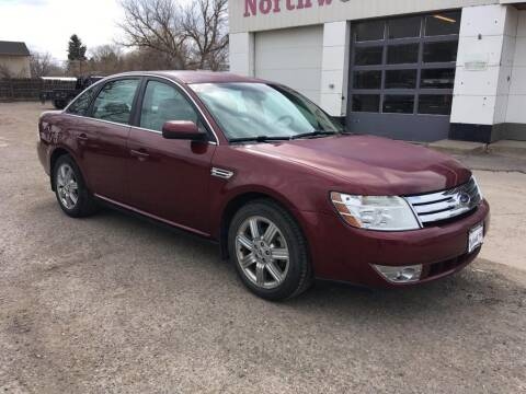 2008 Ford Taurus for sale at Northwest Auto Sales & Service Inc. in Meeker CO