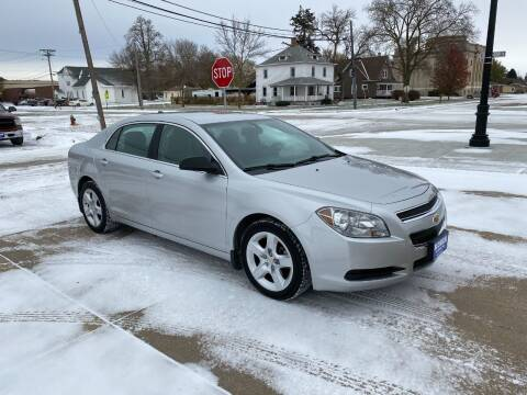 2012 Chevrolet Malibu for sale at Kobza Motors Inc. in David City NE