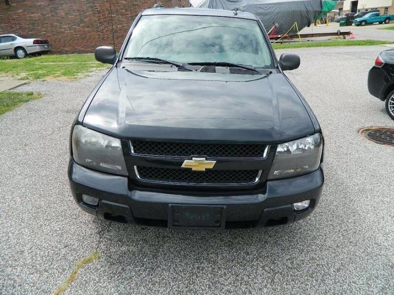 2009 Chevrolet TrailBlazer for sale at Northstar Autosales in Eastlake OH