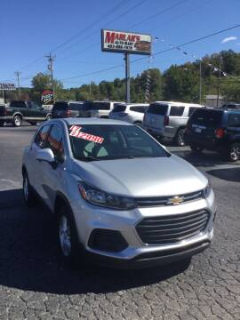 2017 Chevrolet Trax for sale at MARLAR AUTO MART SOUTH in Oneida TN