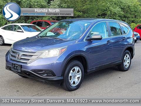 2012 Honda CR-V for sale at 1 North Preowned in Danvers MA