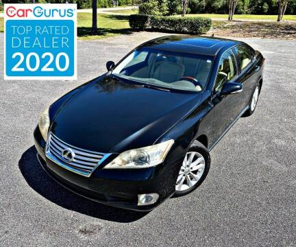 2010 Lexus ES 350 for sale at Brothers Auto Sales of Conway in Conway SC