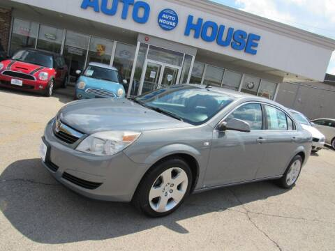 2009 Saturn Aura for sale at Auto House Motors in Downers Grove IL