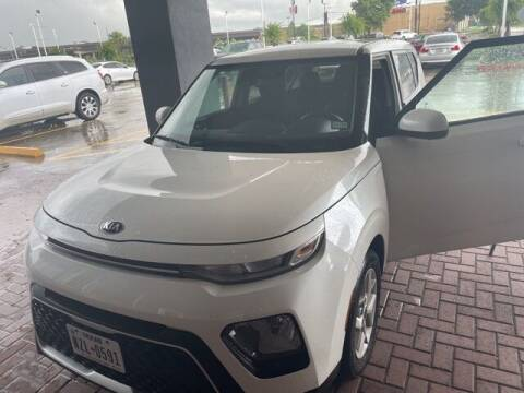 2021 Kia Soul for sale at FREDY USED CAR SALES in Houston TX