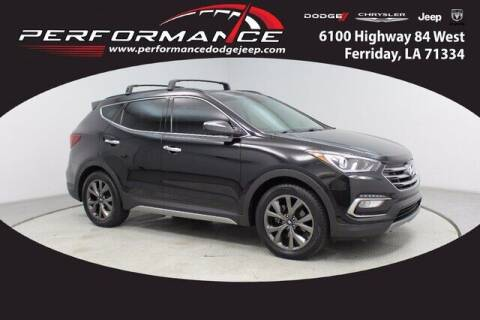 2018 Hyundai Santa Fe Sport for sale at Performance Dodge Chrysler Jeep in Ferriday LA
