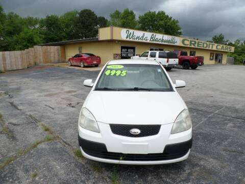 2007 Kia Rio for sale at Credit Cars of NWA in Bentonville AR