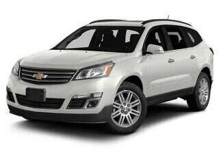 2014 Chevrolet Traverse for sale at Schulte Subaru in Sioux Falls SD