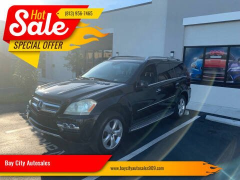 2011 Mercedes-Benz GL-Class for sale at Bay City Autosales in Tampa FL