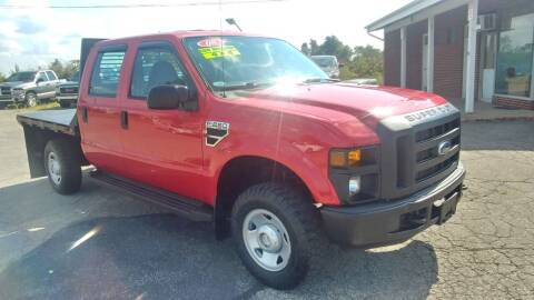 2008 Ford F-250 Super Duty for sale at AutoBoss PRE-OWNED SALES in Saint Clairsville OH