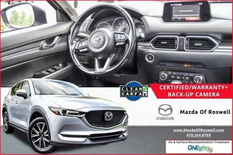 2018 Mazda CX-5 for sale at Mazda Of Roswell in Roswell GA