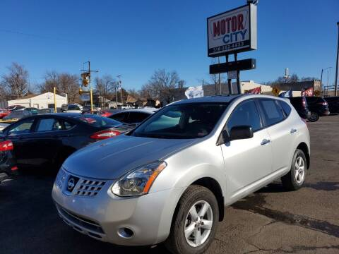 2010 Nissan Rogue for sale at Motor City Sales in Wichita KS