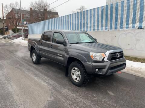 2013 Toyota Tacoma for sale at Sylhet Motors in Jamaica NY