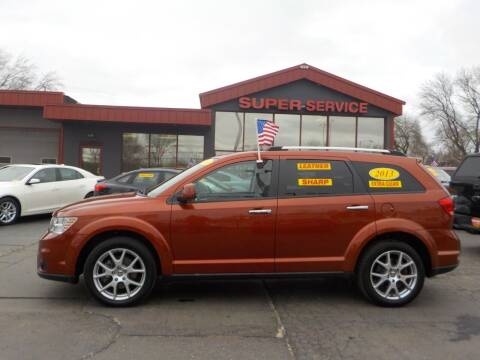 2013 Dodge Journey for sale at Super Service Used Cars in Milwaukee WI