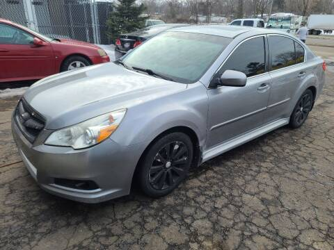 2011 Subaru Legacy for sale at Steve's Auto Sales in Madison WI