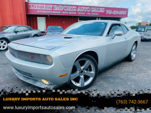 2010 Dodge Challenger for sale at LUXURY IMPORTS AUTO SALES INC in North Branch MN