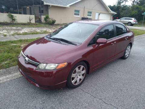 2006 Honda Civic for sale at Low Price Auto Sales LLC in Palm Harbor FL