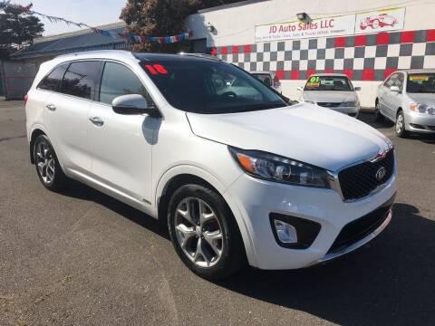 2018 Kia Sorento for sale at JD Auto Sales LLC in Fife WA