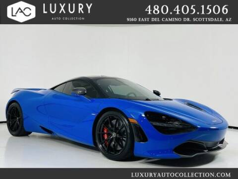 2018 McLaren 720S for sale at Luxury Auto Collection in Scottsdale AZ