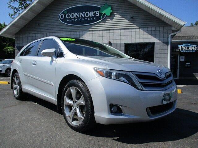 2014 Toyota Venza for sale in Bay City, MI
